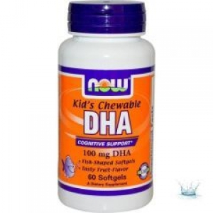 Olcsó Now DHA kids 100 mg 60 db