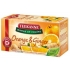 Olcsó Teekanne World Of Fruits Orange Ginger narancsos gyömbéres tea 35g
