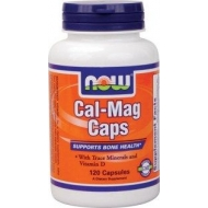 Olcsó Now Cal-Mag Citrate Powder 227 g