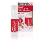 Olcsó BetterYou D-Lux+ D3+K2 vitamin szájspray 12ml